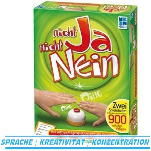 Megableu 678450 - Brettspiel: Nicht Ja, Nicht Nein - Verpackung