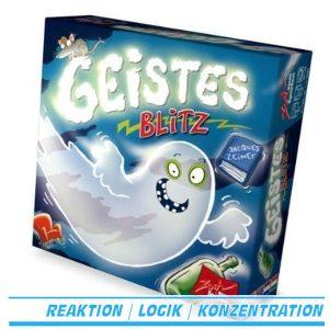 Kartenspiel Geistesblitz - Zoch 601129800 - Verpackung