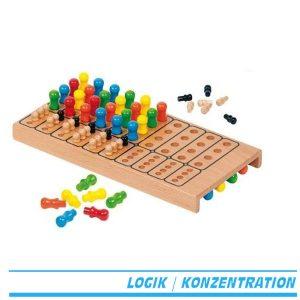 Brettspiel - Master Logic - Goki HS018