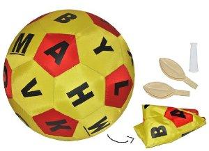 Lernspielball Buchstaben -89
