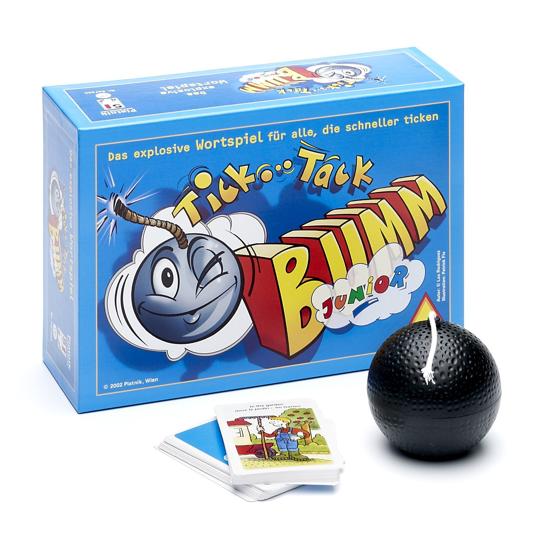 Tick Tack Bumm Spiel