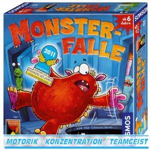 Kosmos 680305 - Monster-Falle - Schiebespiel - Verpackung