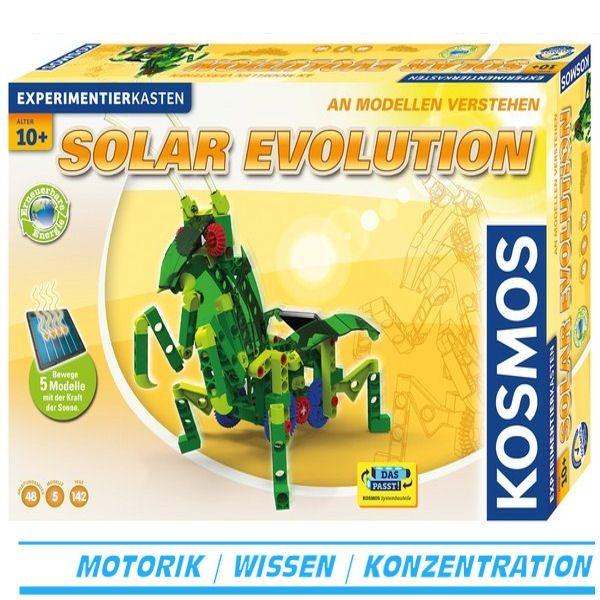 Kosmos 628918 - Solar Evolution Experimentierkasten - Verpackung