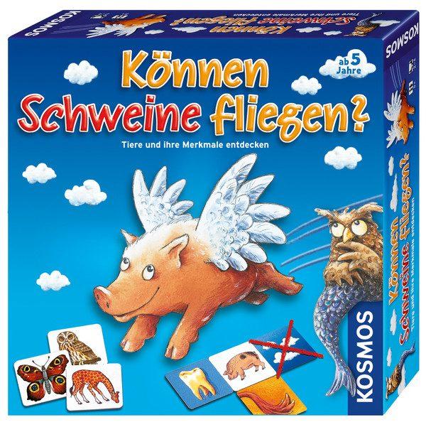 Können Schweine fliegen? - Kosmos 680237 - Verpackung