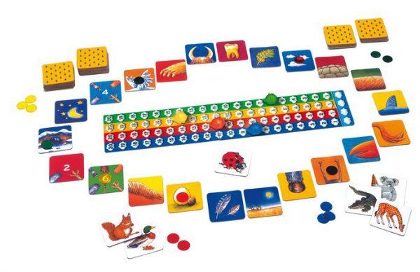 Können Schweine fliegen? - Kosmos 680237 - Spielsteine und Spielkarten