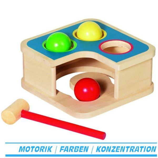 Hammerbank - Klopfspiel