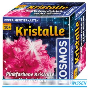Experimentierkasten Pinke Kristalle von Kosmos