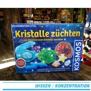 Kristalle züchten - Experimentierkasten KOSMOS