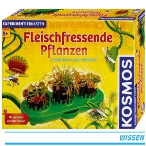 Fleischfressende Pflanzen 631611 von Kosmos für Kinder ab 8 Jahren