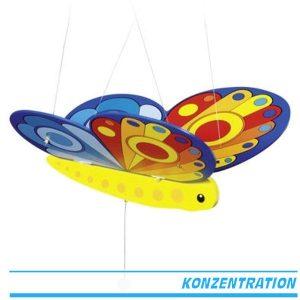 Schwingtier Schmetterling - Goki 52922