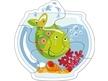 6 erste Puzzle Haustiere 3902 Von Haba ab 2 Jahre fisch