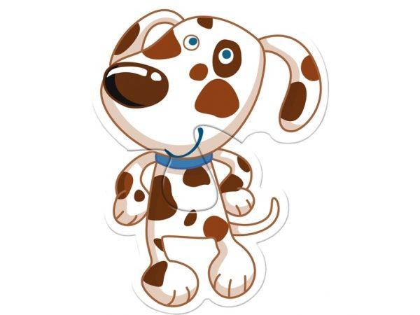 6 erste Puzzle Haustiere 3902 Von Haba ab 2 Jahre hund