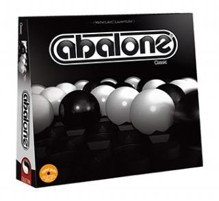 Asmodee Abalone Strategiespiel ab 7 Jahre Spieleklassiker für 2 Spieler