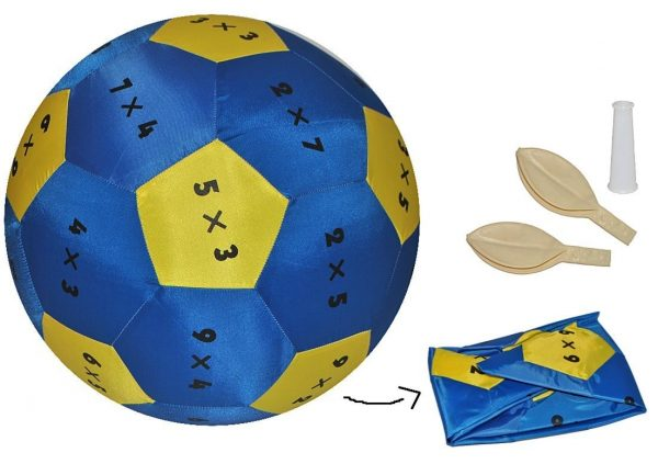 Prodesign Multiplication HANDS-ON Play and Learn Ball