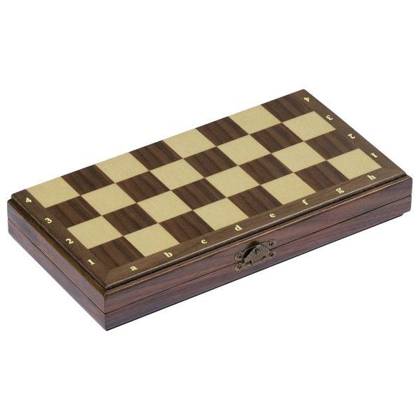 magnetisches Holzschachspiel - Goki 56920