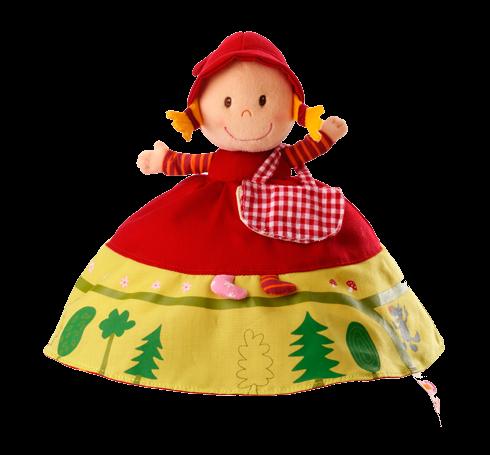Rotkäppchen Märchenpuppe Lilli Putiens