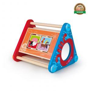 Hape E0434 - Spielbox zum Mitnehmen