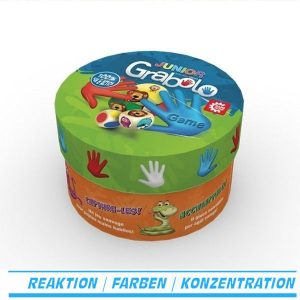 Grabolo Junior, schnelles Reaktionsspiel von Game Factory ab 4 Jahre