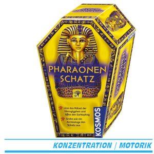 Ausgrabung Pharaonen-Schatz Experimentierkasten 67605 ab 7 Jahre