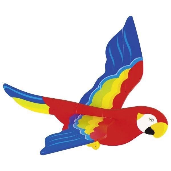 Schwingtier Papagei - Goki GK452