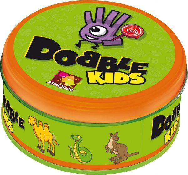 Dobble Kids - Asmodee 001769 - Legespiel - Box
