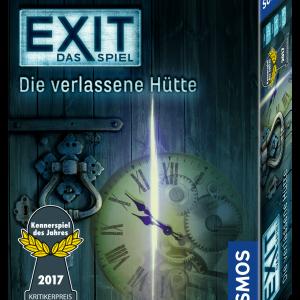 Kosmos 69268 - EXIT - Das Spiel - Die verlassene Hütte