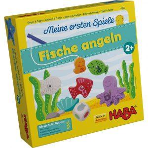 Fische Angeln, 4983, Haba, 4010168049830