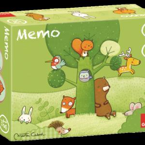 Goula D53435 - Memo Tom und Seine Waldfreunde
