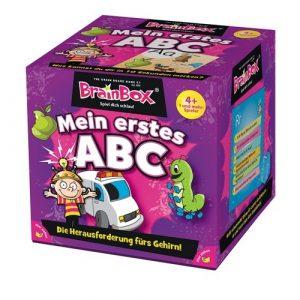 Carletto 2094920 - BrainBox - Mein erstes ABC