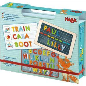 Haba 302590 - Magnetspiel-Box ABC-Entdecker