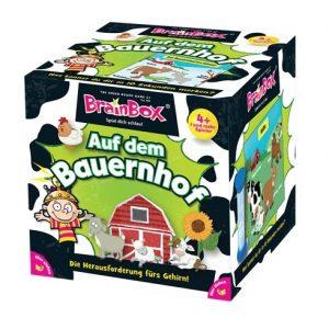 Carletto 2094911 - BrainBox - auf dem Bauernhof
