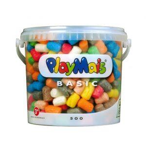 PlayMais 160026.1 - Basic 500 Eimer