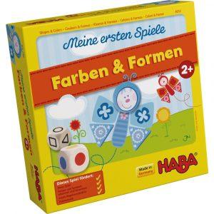 Haba 004652 - Meine ersten Spiele - Farben & Formen