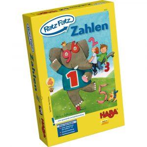 Haba 004537 - Ratz Fatz Zahlen