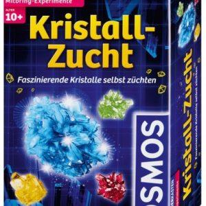 Kosmos 65902 - Kristall-Zucht