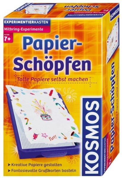 Kosmos 65906 - Papierschöpfen