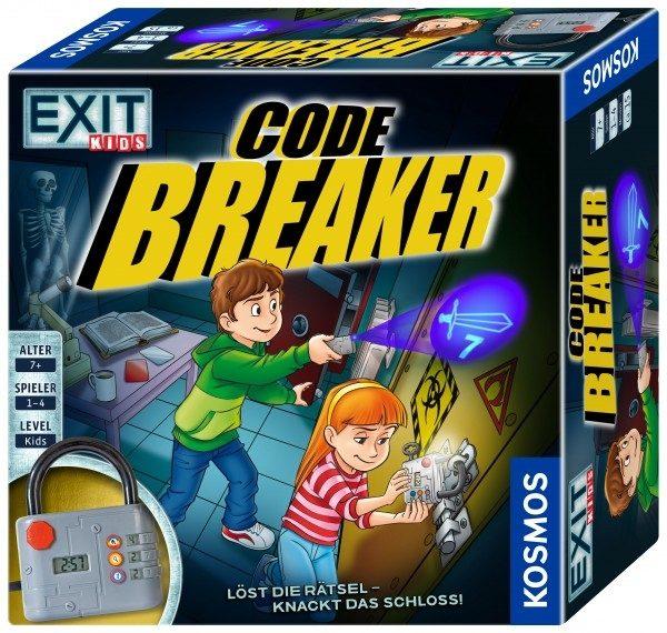 Kosmos 69792 - EXIT Kids - Code Breaker