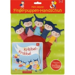 Vedes 67066 - Mein liebster Fingerpuppen-Handschuh: Kribbel-Krabbel