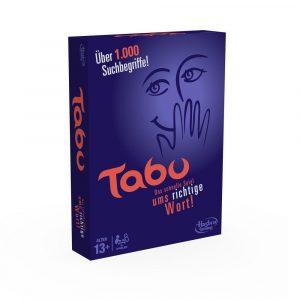 Hasbro A4626 - Tabu