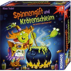 Kosmos 69865 - Spinnengift und Krötenschleim