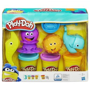 Hasbro B1378 - Play-Doh Unterwasser Knetwelt