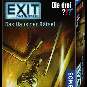 Exit - Das Haus der Rätsel-0