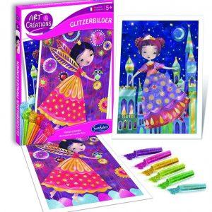 Sentosphere Glitzerbilder Prinzessinnen