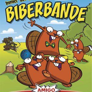 Biberbande - Kartenspiel Amigo 4007396029208