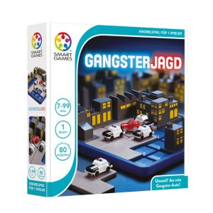 Smart Games - Gangsterjagd