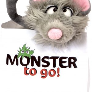 Monster to go Tüddel Living Puppets W779