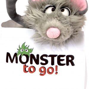 Monster to go Tüddel Living Puppets W779