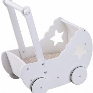 Kids Concept SKU412605 - Prinzessin Puppenwagen weiß