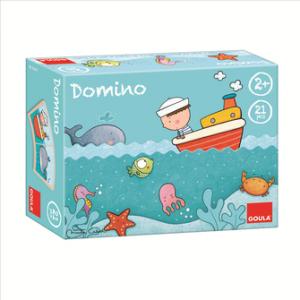 Goula (Jumbo) D53433 - Domino Oscar auf hoher See
