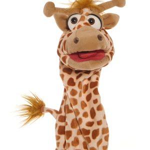 Living Puppets W573 - Quasselwurm Giraffe Matthies
